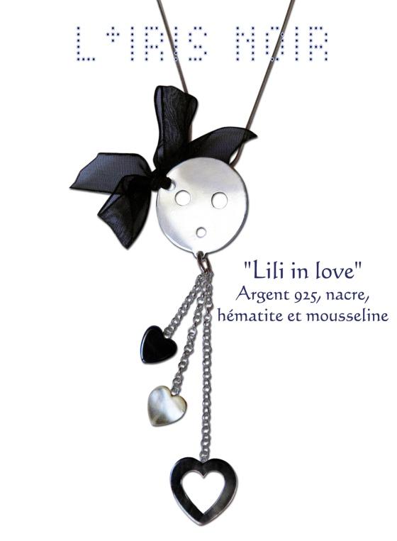 Lili in love